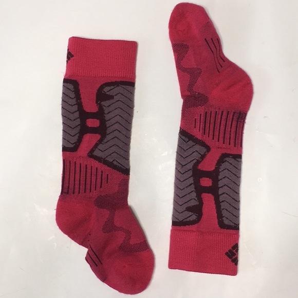 Girls Columbia Ski Socks
